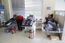 Kızılaya 'rekor' kan bağışı