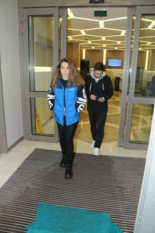 Yağmur Sarıoğlu hastaneye kaldırıldı!