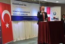 Bakan Gül: FETÖ ile mücadelede asla rehavete düşemeyiz