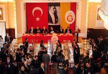 Galatasaray'da Ünal Aysal dönemi