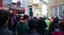 Son dakika: Tarlabaşı'nda bir evde yangın çıktı: Üç çocuk hayatını kaybetti