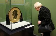100 kiloluk altın sikke çalındı