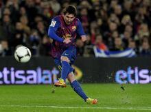 İspanya'da gündem Messi