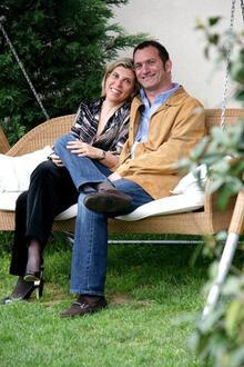 22 yıllık evlilik tek celsede bitti!