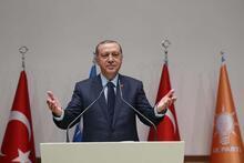 Cumhurbaşkanı Erdoğan: Yuvama, aşkıma geri dönüyorum