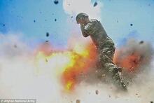 ABD'li asker kendi ölümünü fotoğrafladı!