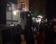 Sultangazi'de cinayetin işlendiği mahalle dün gece yine karıştı!