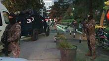 Dr. Siyami Ersek Hastanesi'nde çatışma