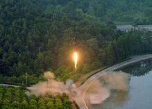 İşte ilk görüntüler! Kim Jong-un yine sarstı
