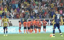 Shakhtar Donetsk - Fenerbahçe: 3-0