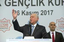MHP Lideri Bahçeli:Devletle sırt sırta vererek mücadelemizi sürdüreceğiz