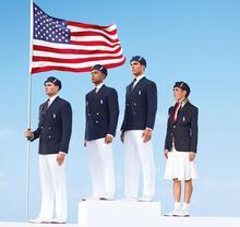 Ralph Lauren 2012 Londra Olimpiyatları Koleksiyonu