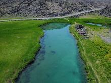 Ağrı Dağı'na İran ve Ermenistan'dan turistler akın ediyor