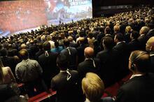 Dünya Petrol Kongresi'nde ikinci gün! Bakan Albayrak: Türkiye için büyük onur