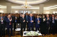 İşadamlarına yatırım çağrısı yapan Erdoğan, büyüme için müjde verdi!