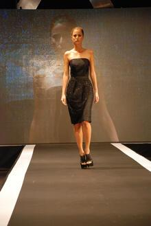Andrej Pejic Marmara Forum Fashion Week 2012 Podyumunda