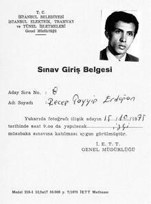 Fenerbahçe Erdoğan'ı transfer etmek istemiş