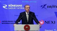 Cumhurbaşkanı Erdoğan: Gücünüz yetmez!