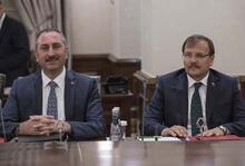 Son dakika: Yeni hükümet sözcüsü Bozdağ, görev dağılımını açıkladı