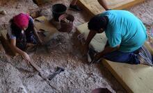 Karain Mağarası'nda parçaları bulundu! 350 bin yıllık...