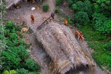 Amazon'da yerliler öldürüldü!