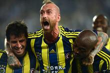 Fenerbahçe - Galatasaray: 2-1
