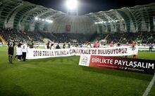 Teleset Mobilya Akhisarspor - Trabzonspor: 1-3