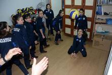 Kazan dairesinde yapılan idman, şampiyonluklar getirdi