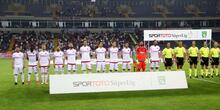 Mersin İdman Yurdu - Osmanlıspor: 0-4