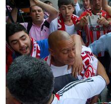 Roberto Carlos İstanbul'da