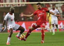 Antalyaspor - Demir Grup Sivasspor: 1-4