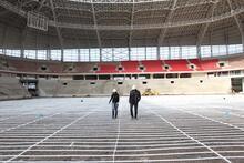 Samsun'un stadı için Nou Camp örnek alındı