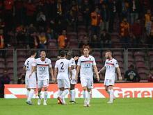 Galatasaray - Gençlerbirliği: 4-1