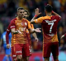 Galatasaray - Dersimspor: 5-1