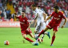 Antalyaspor - Beşiktaş: 1-5