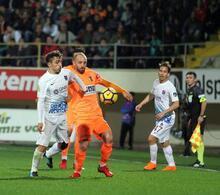 Aytemiz Alanyaspor - Trabzonspor: 1-2