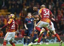 Galatasaray - Medipol Başakşehir: 1-2