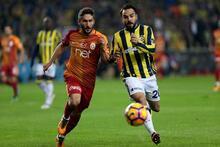 Fenerbahçe - Galatasaray: 2-0