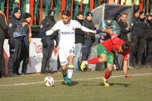 Amed Sportif-Fenerbahçe maçından kareler...