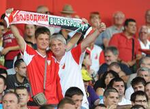 Vojvodina: 2 - Bursaspor: 1  (CANLI)