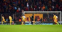 Galatasaray - Kayserispor: 1-2