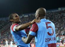 Trabzon'un yüzü Malouda ile güldü!