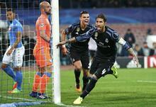 Napoli - Real Madrid: 1-3