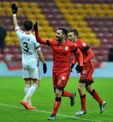 Galatasaray - Kastamonuspor: 4-1