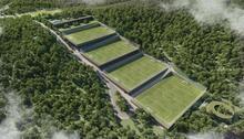 İşte Galatasaray'ın yeni tesisleri!