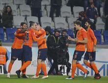 Medipol Başakşehir - Kardemir Karabükspor: 5-0