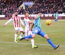 Medicana Sivasspor - Eskişehirspor maçından kareler