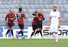 Gençlerbirliği - Antalyaspor maçından kareler