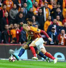 Galatasaray - Fenerbahçe: 0-1