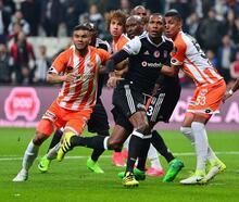 Beşiktaş - Adanaspor: 3-2